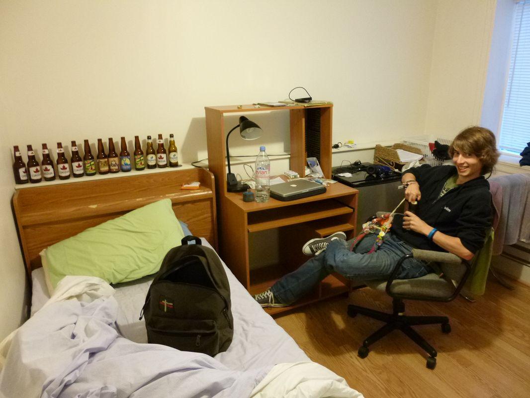 Our Basement Suite